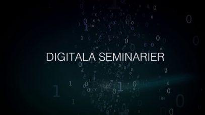 Svensk Scenkonst  Trailer Digitala Seminarier 2018